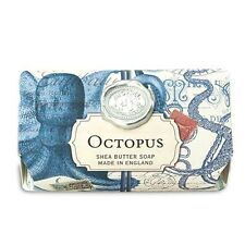 MICHEL DESIGN WORKS OCTOPUS (CLEAN SEA BREEZE)  SOAP WITH SHEA BUTTER 8.7 OZ