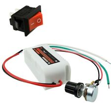 PWM CCMFC Motor Speed Control Controller For Fan Pump Oven Blower Switch DC12V
