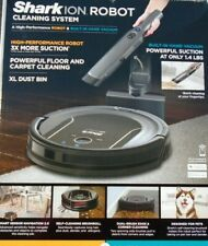 Shark Robot Cleaning System S87 (Wi-Fi) with with Hand Vacuum