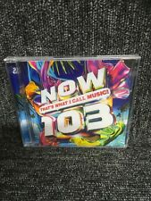 NOW THAT'S WHAT I CALL MUSIC 103 [2 CD] NEW & SEALED. Freepost In Uk