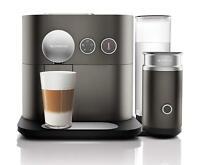 De'longhi Nespresso Expert & milk EN350.G  Cafetera de cápsulas nespresso 19bar