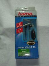 """hama Headset """"Voice X-10"""" NEU für NOKIA (00092171)"""