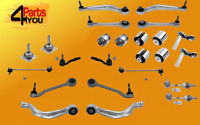BMW 5 E60 XDRIVE XI xd FRONT SUSPENSION KIT  ROD  SWING ROCKER CONTROL ARM ball