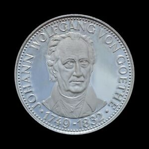 150 Guaranies 1973 Johann Wolfgang von Goethe, Paraguay Proof