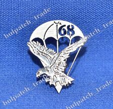 Bulgarian Army Paratrooper 68 th Special Force Brigade Parachutist Pin BADGE