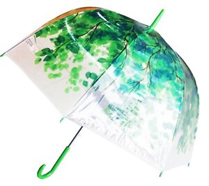 Clear Bubble Umbrella, Dome Shape Umbrella, See through umbrella, clear umbrella