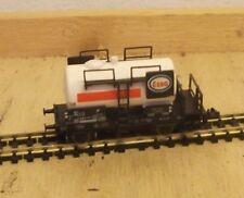 "Fleischmann Piccolo N 8403 ""ESSO"" Vagón cisterna de DB"