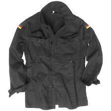 Abrigos y chaquetas de hombre militares color principal negro 100% algodón