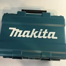 Makita XT252 Li-ion Carrying Case Brand New w top compartment