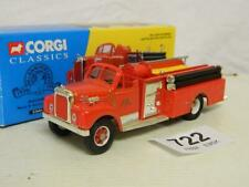 Corgi 1:50 Mack B Series Pumper Malvern Box 52601