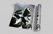 "Banksy - Batman Arrest. Archival Canvas Print 30""x20"""