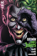 BATMAN THREE JOKERS #3 (OF 3) CVR A JASON FABOK JOKER (MR) (28/10/2020)