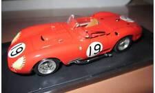 Maserati 450 S Sebring 57 N°19 Behra-Fangio 7252 1/43 Bang Made in Italy