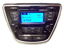 11 - 15 HYUNDAI Elantra AM FM Radio XM Satellite MP3 CD Player OEM Factory