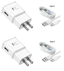 Fast Wall USB-C QC 3.0 Car Adapter For LG Stylo 6/5,LG G6/G7/G8/G8x/Stylo 4/4+