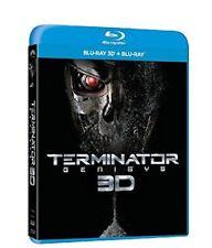 Terminator-Genesys (Blu-ray 3d + 2d) Saga Terminator with Arnold Schwarzenegger