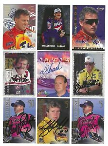 1997 Skybox Profile AUTOGRAPH #24 Ricky Rudd SWEET/SCARCE!  ONE CARD ONLY!