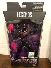 "Black Panther Exclusive 6"" Action Figure Marvel Legends Walmart Series"