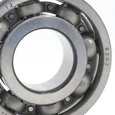 6203(17x40x12 mm)Motorcycle Engine Intermediate Shaft Open Bearings For Column