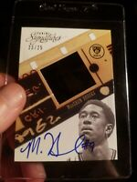 2012-2013 Panini Signatures Rookie Card RC AUTOGRAPH MarShon Brooks SSP #23/25