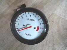 TRIUMPH SPRINT Unidad 955 t695 Cuentarrevoluciones Cabina instrumentos Tacómetro