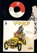 ABBA - Mamma Mia - People Need Love - 7 Inch Vinyl Single - JAPAN