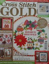 Cross Stitch Gold magazine - Issue 123