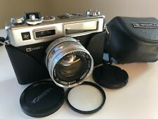 [Mint!] Yashica Electro 35 GSN 35mm Rangefinder Film Camera
