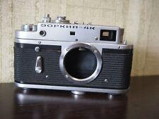 Rangefinder camera ZORKI 4K body