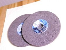 Norton Ao Surface Grinding Wheel 8� x 1.25� Hole x1/2� 46 Grit Qty-2 66253043883