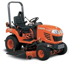 Kubota BX2350D Trattori - Manuale D'Officina Pdf CD