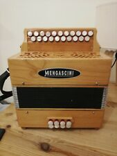 More details for mengascini melodeon d/g
