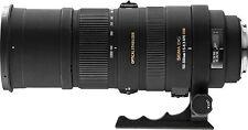 Sigma Nikon F SLR Telephoto Camera Lenses