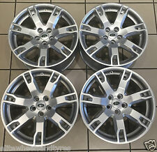 "GENUINE RANGE ROVER  EVOQUE 18"" ALLOY WHEELS FULLY RECONDITIONED"