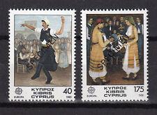 CYPRUS 1981 EUROPA - SPECIMEN MNH