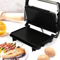 Toaster Electric Breakfast Machine Steak Frying Oven Sandwich Maker Grill Pan