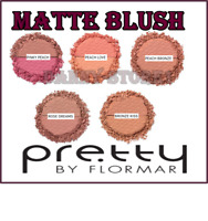Pretty by Flormar MATTE BLUSH Long Lasting Smooth Texture