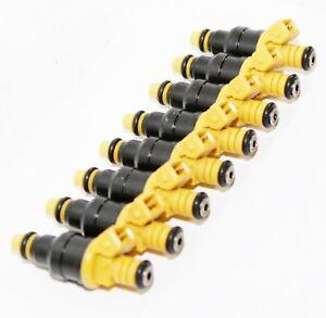 8 Pieces Fuel Injectors fit 97-2001 Ford Expedition 4.6L/5.4L V8 0280150718
