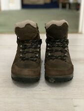Womans Ecco Hiking Boots Size 6