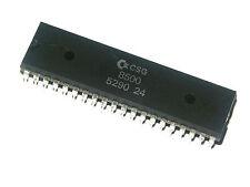 8500 CPU chip procesador para IC Commodore c64 G C II mos CSG cbm (z0g260)