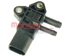 Sensor, Abgasdruck für Gemischaufbereitung METZGER 0906214