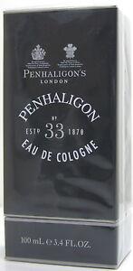 Penhaligon's No 33 100 ML Eau De Cologne Spray