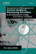 Audiology Textbook Assessment & Mgmt of Central Auditory Processing Disorders