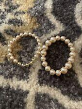 Bracelets Womens Pearl