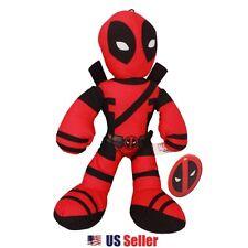 "Marvel Avengers Super Heroes Assemble - Universe : 14"" Plush Doll Toy - Deadpool"