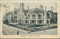 Ansichtskarte Mannheim Festhalle Rosengarten 1919  (Nr.9330)
