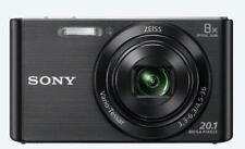Sony Cyber-shot DSC-W830 20.1MP Digital Camera 8x Optical Zoom Black - NIB