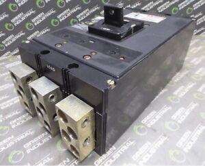 USED ITE HKB3F120 Circuit Breaker 1200A Frame 1000A Trip 600V 3 Pole