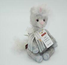 Charlie Bears Isabelle Collection Mohair Minimo Einhorn Jewel 18cm groß