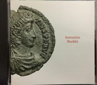 Database of Roman and Byzantine Coins on CD-ROM for PC & Cleaning Instructions